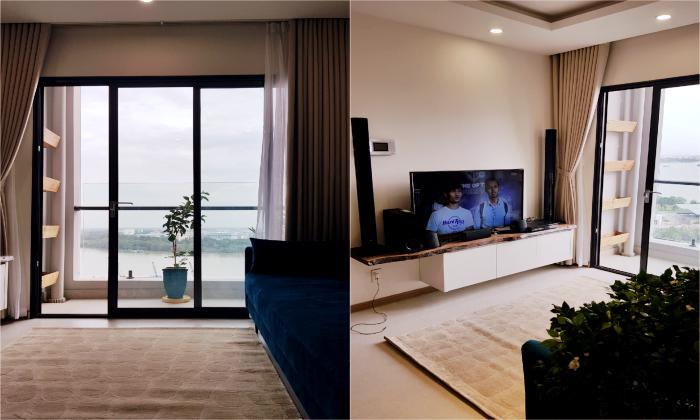 Stunning View Three Bedroom Apartment in New City Thu Thiem District 2 HCMC