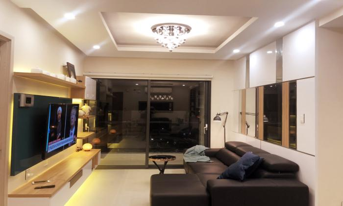 Very Nice Arrangement Three Bedroom Apartment in New City District 2 HCMC