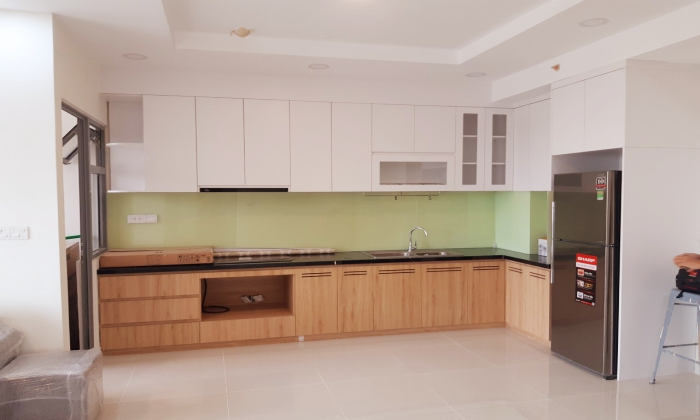 Very Good Rent Two Bedroom Apartment For Lease in Pam Height District 2 Ho Chi Minh City
