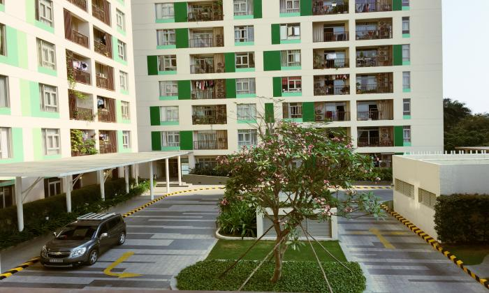 Two Bedroom Parcspring Apartment For Rent, District 2 HCMC