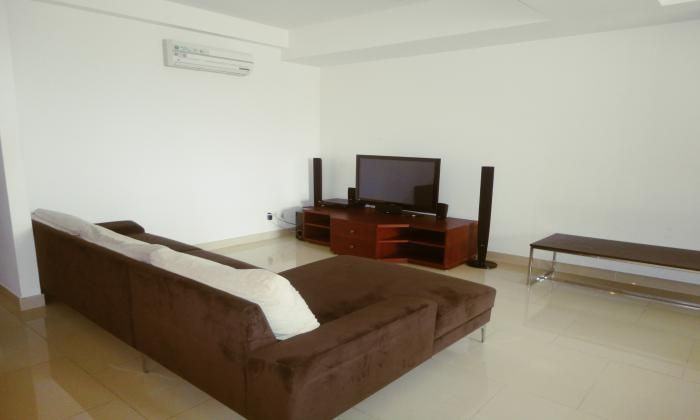Spacious Three Bedrooms Apartment For Rent In River Garden