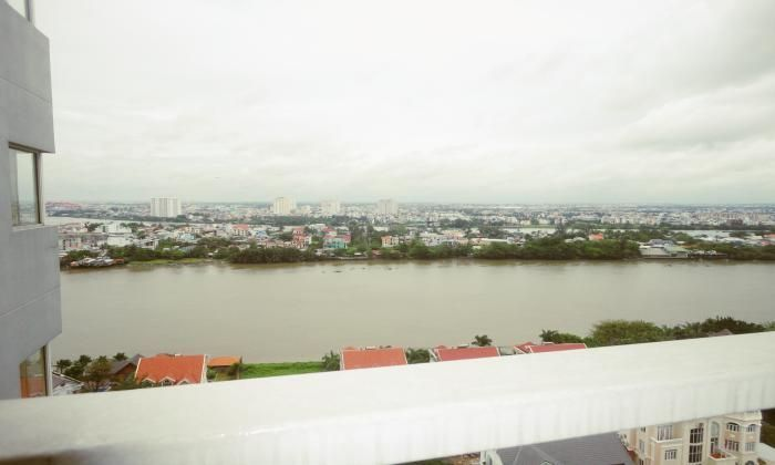 Lovely Quiet Apartment For Rent With SG River View At River Garden