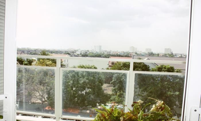 Wonderful Three Bedrooms River Garden Apartment For Rent - District 2