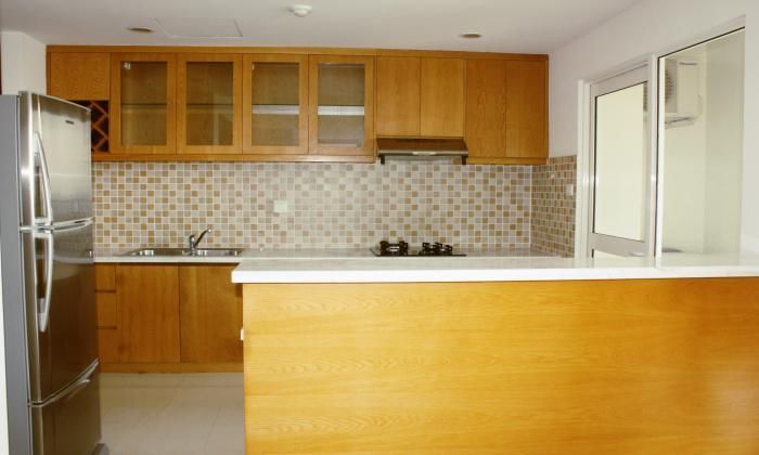 Fully Furnished 4Beds/$1600 River Garden Apartment For Rent - Dist 2.
