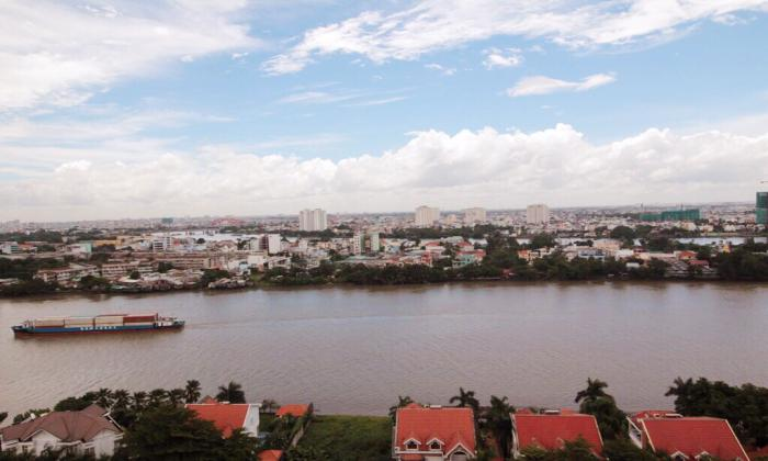 Fantastic View Of Two Bedroom River Garden Apartment For Rent District 2 HCMC