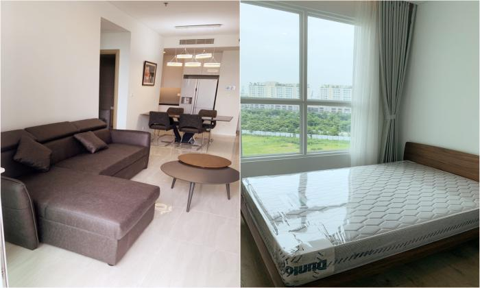 Brand New Two Bedroom Apartment For Rent in Sadora District 2 HCMC