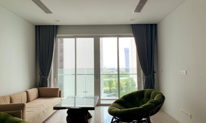 Partly Furnished Two Bedroom For Lease in Sadora Apartment District 2 HCMC
