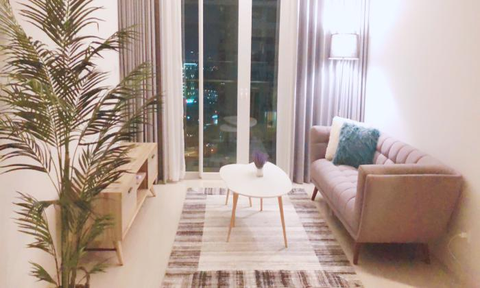 High Floor and Nice Decoration Two Bedroom For Lease in Sadora District 2 HCMC