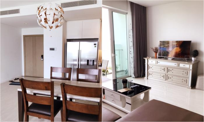 Two Bedroom Sadora Apartment For Rent in Thu Thiem District 2 Ho Chi Minh City
