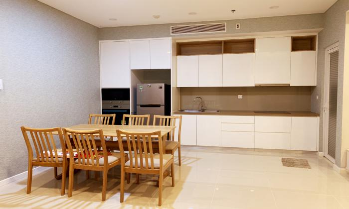 Nice Two Bedroom Sarimi Apartment For Rent in Nguyen Co Thach St District 2 HCMC