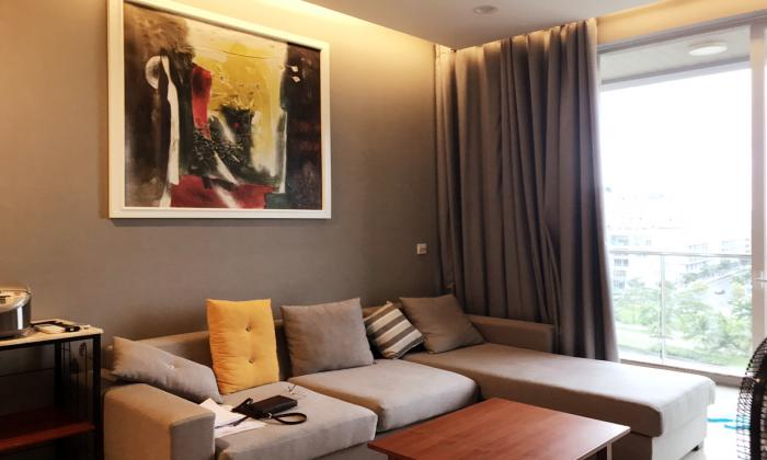 Two Bedroom Apartment For  Lease in Sala City Nguyen Co Thach St District 2 HCMC