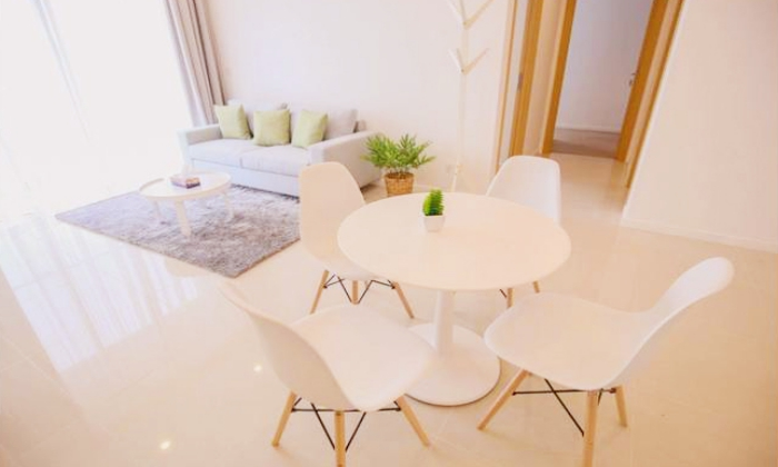 High Class Two Bedroom Apartment For Rent in Sala City District 2 Ho Chi Minh City