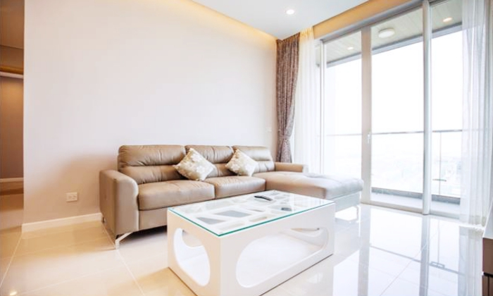 Good Looking At Two Bedroom Apartment in Sala District Ho Chi Minh City