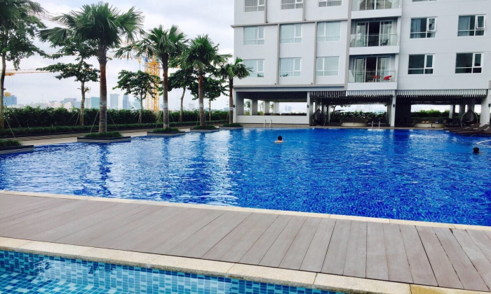 Luxury Two Bedroom Apartment Homes In Sarimi District 2 HCMC