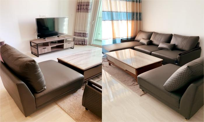 Three Bedroom Sarimi Apartment For Rent in Thu Thiem District 2 Ho Chi Minh city