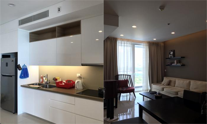 Fully Furnished Two Bedroom Apartment For Lease in Sarimi-Sala District 2 HCMC