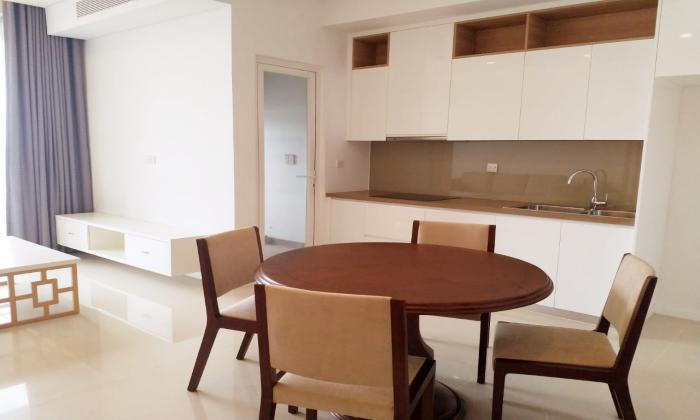 Fresh Light Two Bedroom Sala - Sarimi Apartment For Lease District 2 HCMC