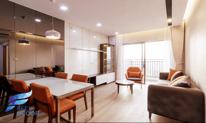 Luxury Three Bedroom Apartment in The Sun Avenue District 2 Ho Chi Minh City