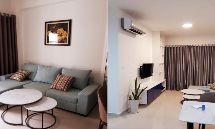 Nice Furniture Two Bedroom Apartment in The Sun Avenue For Rent in District 2 HCMC
