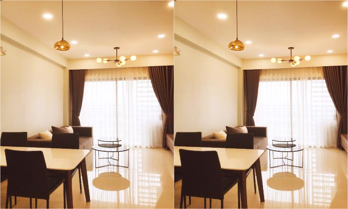Really Nice Decoration The Sun Avenue Apartment For Rent in District 2 Ho Chi Minh City