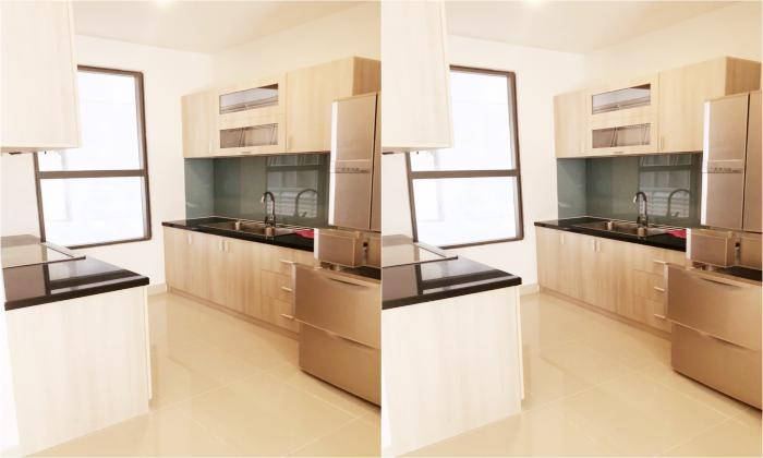 Nice Three Bedroom in The Sun Avenue For Rent in District 2 Ho Chi Minh City