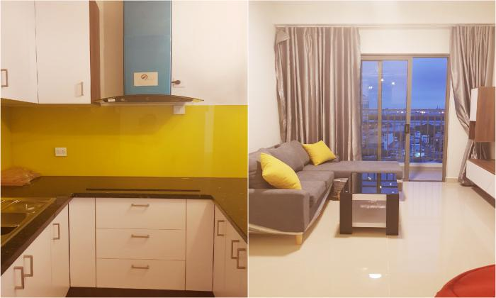 Two Bedroom Apartment For Rent in Mai Chi Tho St District 2 Ho Chi Minh City