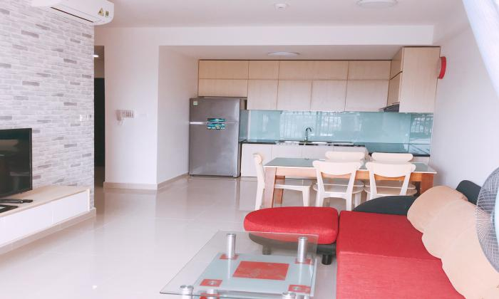 New Two Bedroom Apartment The Sun Avenue In Mai Chi Tho Street District 2 HCMC