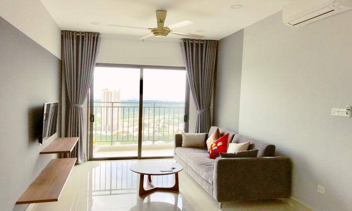 Cute One Bedroom Apartment in The Sun Avenue For Rent in District 2 Ho Chi Minh City