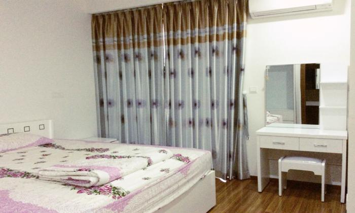 Bright Two Bedrooms Thao Dien Pearl For Lease District 2 HCMC