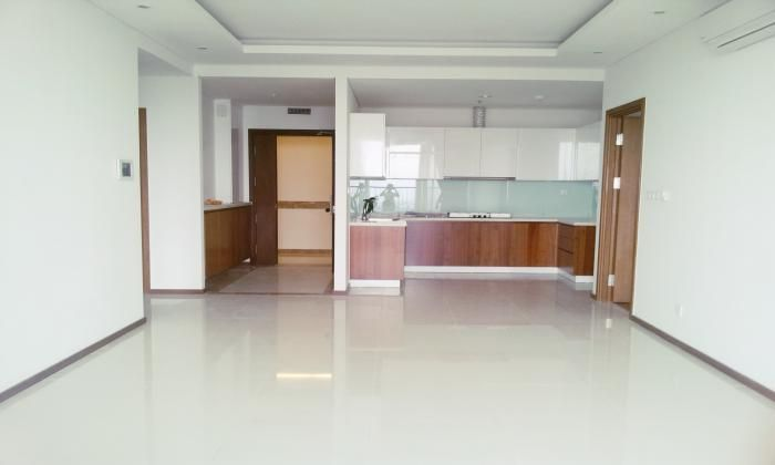 Unfurnished 2 Beds/$850 Thao Dien Pearl Apartment For Rent Dist 2 HCMC