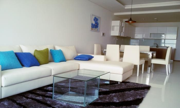 Luxurious Furnished Thao Dien Pearl Apartment For Rent, Dist 2, HCM City