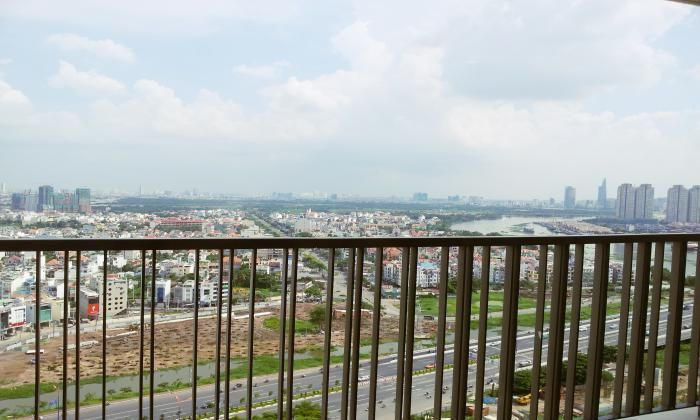 Spotlight 3Beds/$1700 Thao Dien Apartment For Rent, Dist 2, HCM City