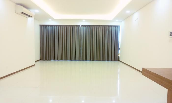 Unfurnished 2 Beds/$900 Thao Dien Apartment For Rent, District 2, HCM City