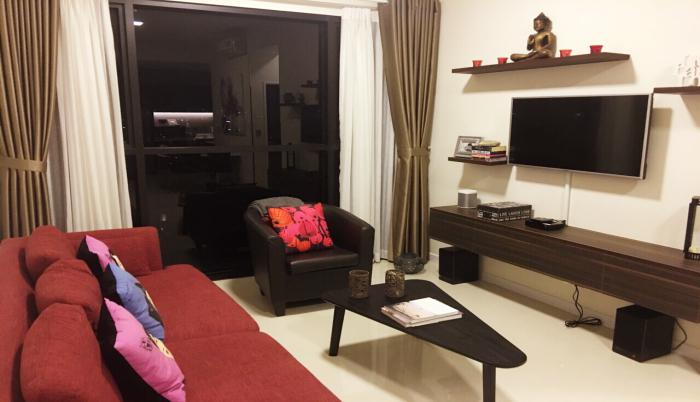 Nice Urban View Two Bedroom Apartment Homes in Thao Dien District 2 HCMC