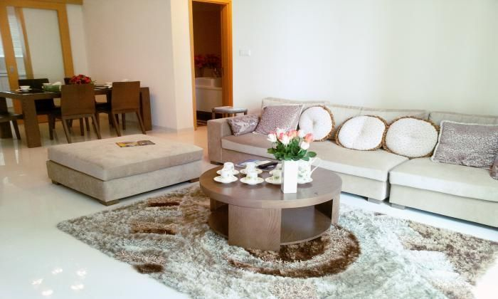 Nice Decoration 2 Beds/$1100 Apartment For Rent in The Vista Building, District 2, HCM City