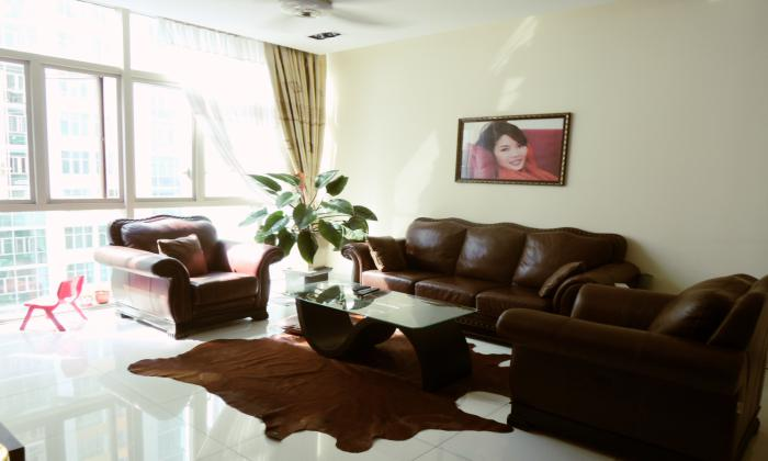 Luxurious Three Bedrooms The Vista Apartment For Rent in Dist 2 - HCM