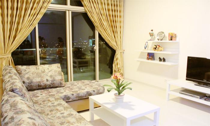 Nice Two Bedrooms The Vista Apartment With Balcony, District 2 HCM City