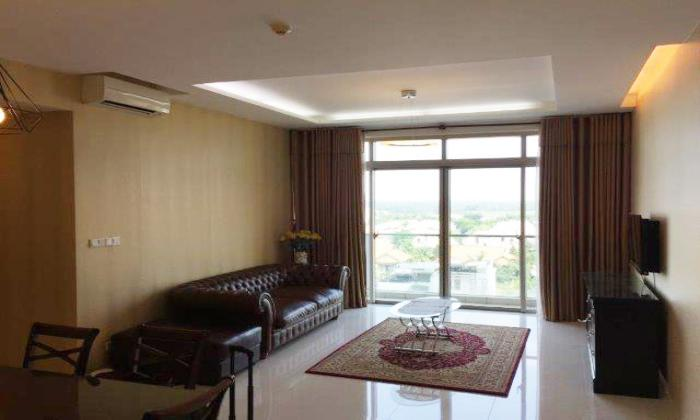 Big Balcony Three Bedroom Apartment The Vista Apartment District 2 HCM