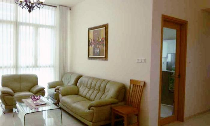 River View Apartment in The Vista Building Dist 2 HCM City