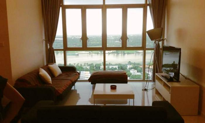 Stylish 2 Beds Apartment For Rent in The Vista Building, Dist2, HCM