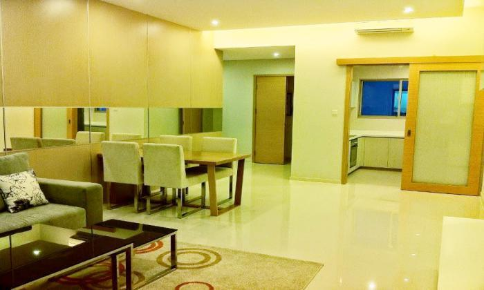 Two Bedrooms  Apartment For Rent in The Vista Building Dist 2, HCMC