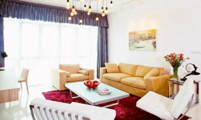 Nice Decoration  Apartment For Rent in The Vista Buiding, District 2, HCMC