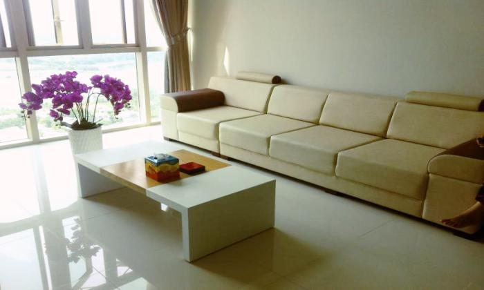 3 Beds/135 Sq Apartment Fully Furnished in The Vista An PHu District 2
