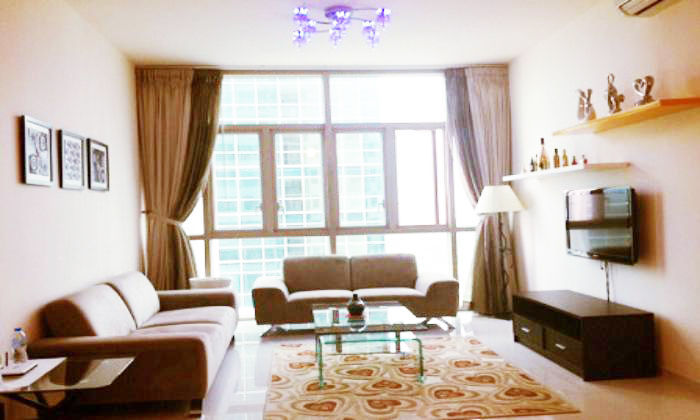 Apartment For Rent in The Vista An Phu, District 2, Ho Chi Minh City