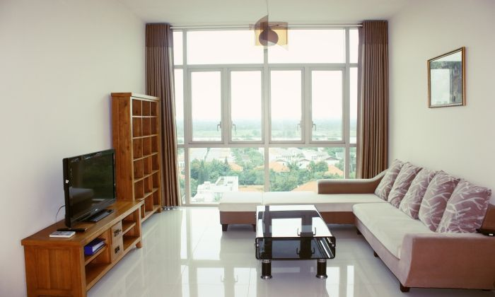 Nice Apartment For Rent In The Vista An Phu, District 2, HCM City