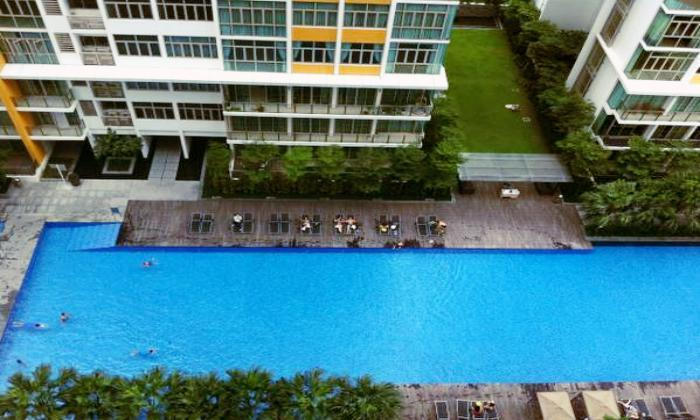 Swimming Pool View Apartment For Rent In The Vista An Phu