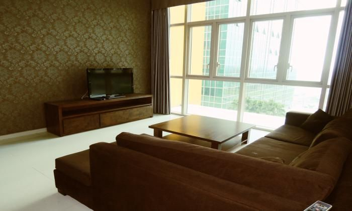 3 Beds Apartment Fully Furnished For Rent in Vista Building, HCM City