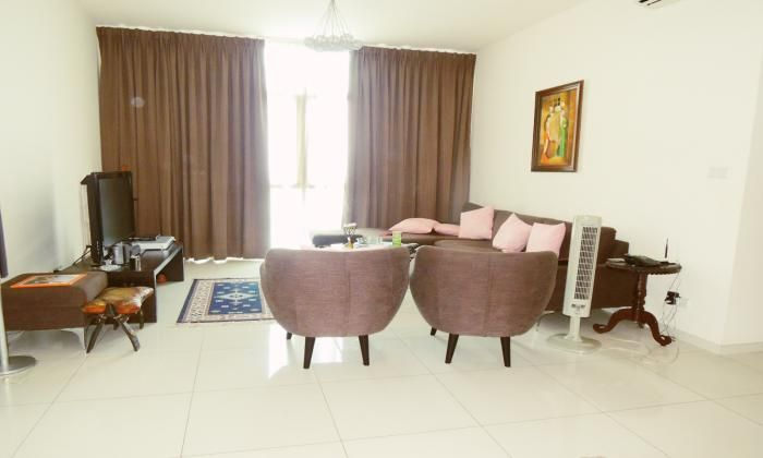 3 Beds Apartment For Rent in The Vista Building, District 2, HCM City