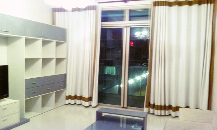 Fully Furnished 2Beds/$950 Apartment For Rent in The Vista Building, District 2 - HCM City