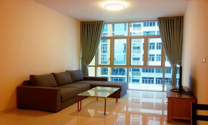 Beautiful Designed 2 Beds/$1100 Apartment For Rent in The Vista Building District 2, HCM city